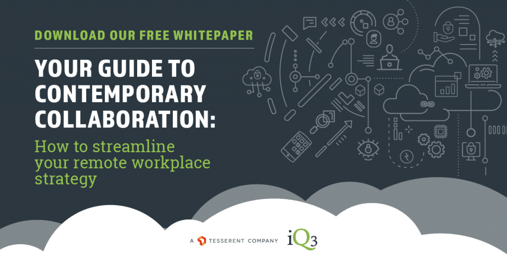 Your Guide to Contemporary Collaboration
