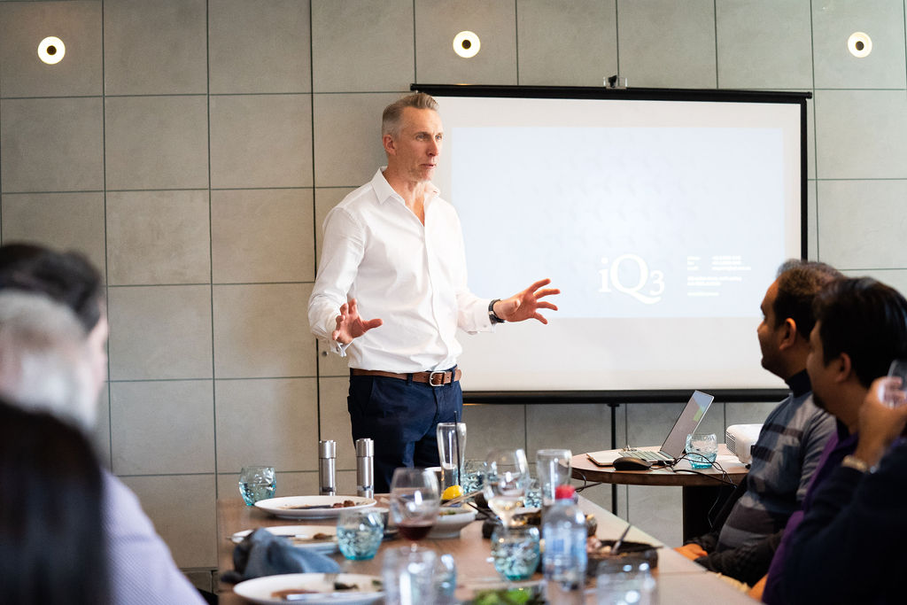 iQ3 Annual Business Review Meeting