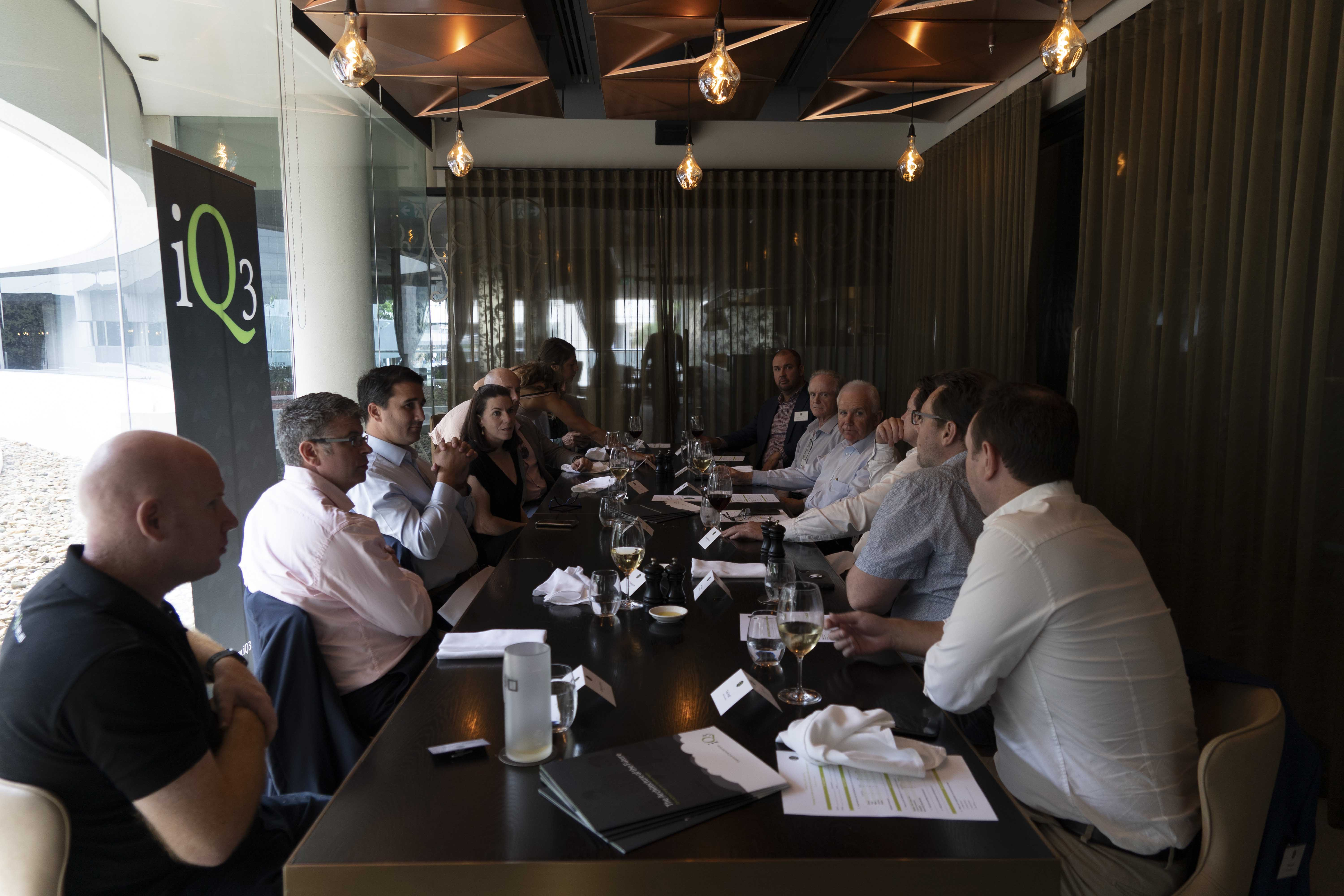 Navigating Cyber Security Lunch