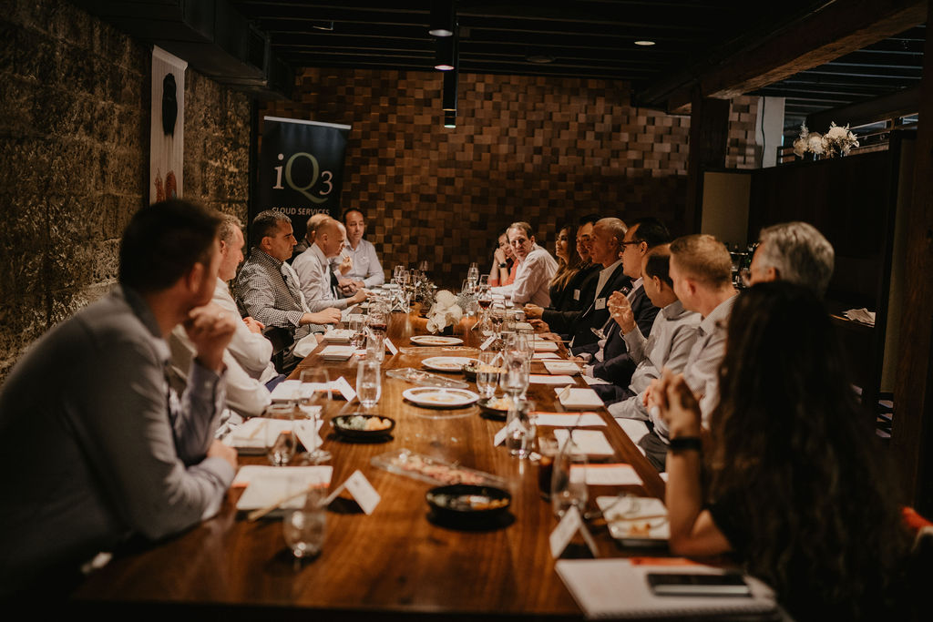 Cyber Security Smoke & Mirrors Lunch